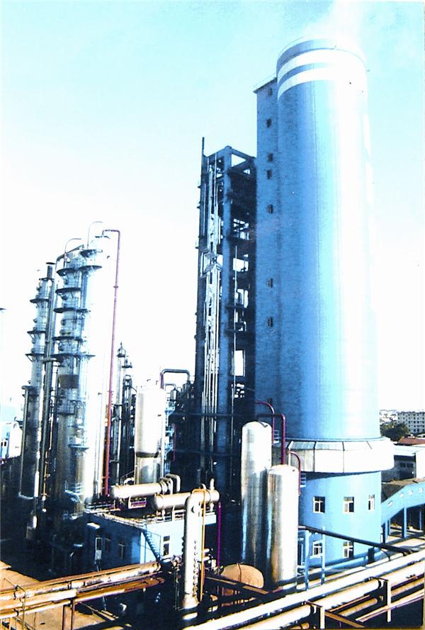 16万吨年二氧化碳汽提法尿素装置江苏恒盛化肥有限公司
