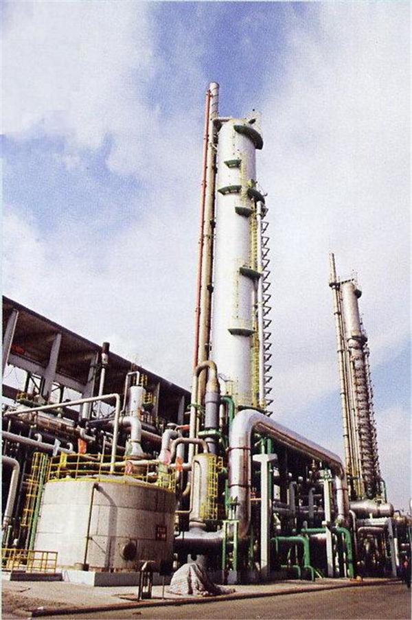 27万吨年双加压法稀硝酸装置
