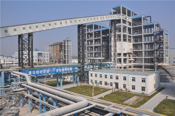 江苏井神盐化股份有限公司矿盐资源延伸加工60万吨年联碱技改项目纯碱装置