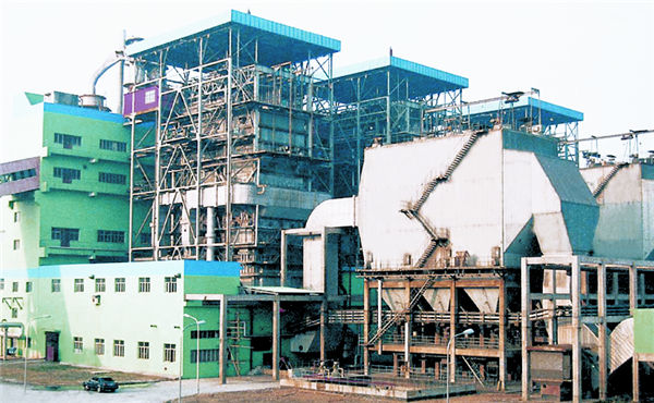 220吨时燃煤锅炉工程 中国石化南京化学工业有限公司