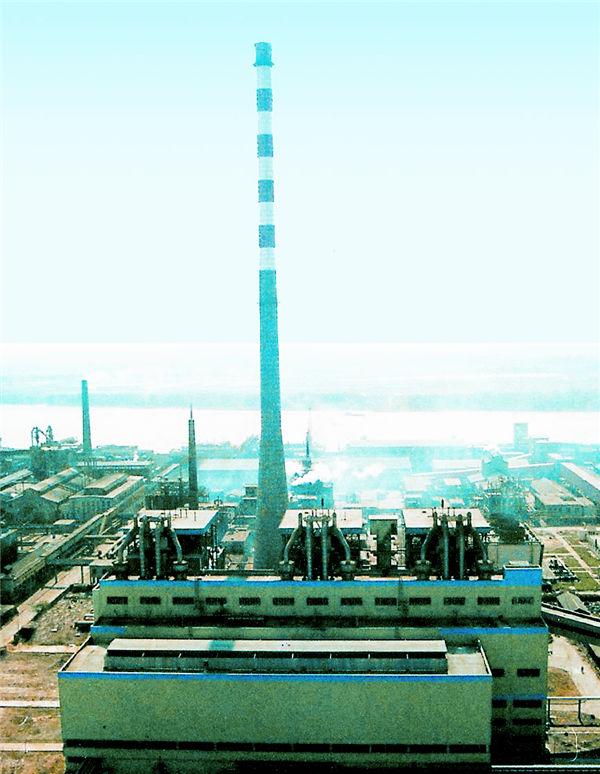 2X75吨时燃煤锅炉 南京东方化工有限公司自备电站