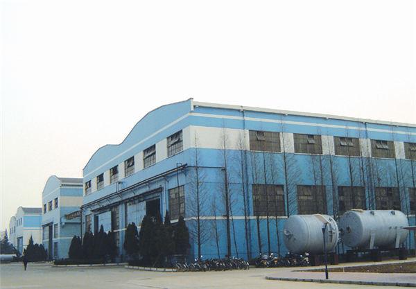 中国石化南化化机厂重铆焊车间