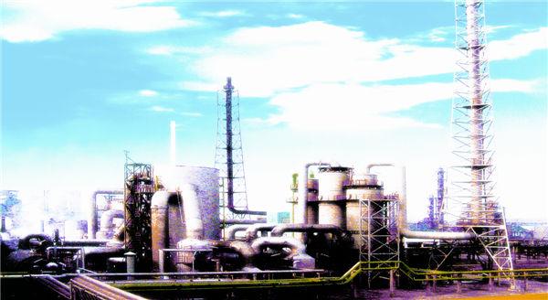 45万吨年硫磺制酸 中国石化南京化学工业有限龙8