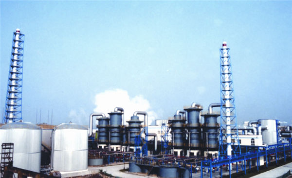 全国第一套国产化硫磺制酸装置(30万吨年)苏州精细化工有限公司