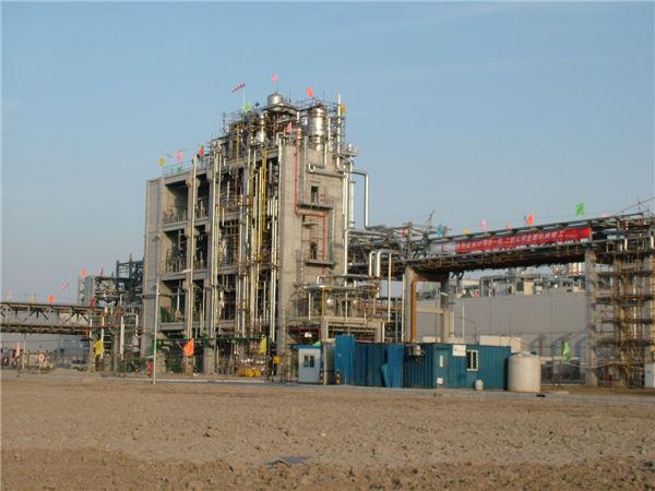 上海IIP项目10万吨年MMDI装置