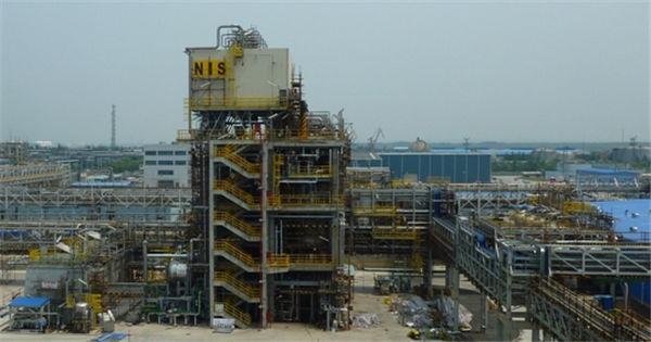 扬巴二期6成双吨非离子表面活性剂