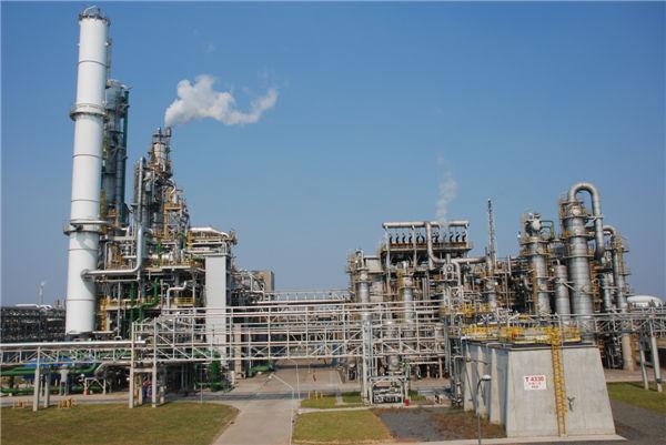 扬巴二斯33万吨环氧乙烷