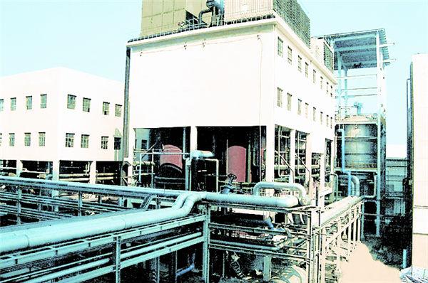 4万吨年柠檬装置 罗士中亚(无锡)柠檬酸有限公司
