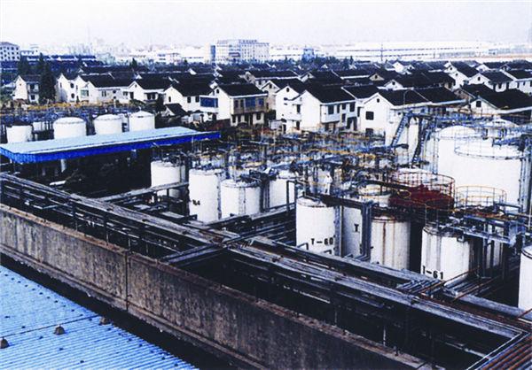 6万吨年油脂工程 不二制油(张家港)有限公司