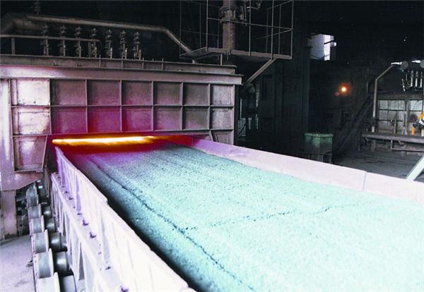 90万吨年烧结改造工程 南京钢铁集团有限公司