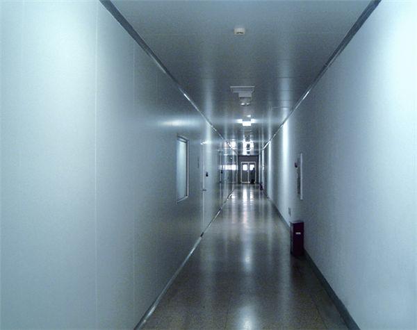 制药厂生产车间(最高百级)安装工程