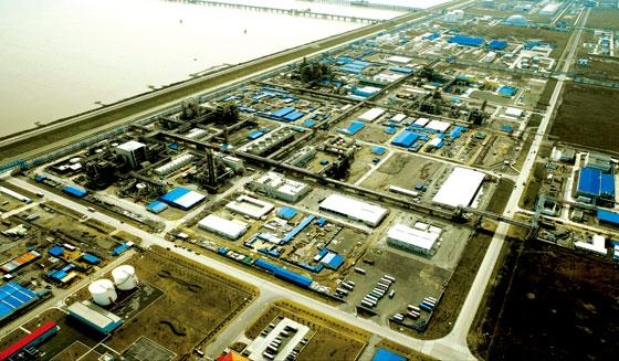 上海联合异氰酸脂工程