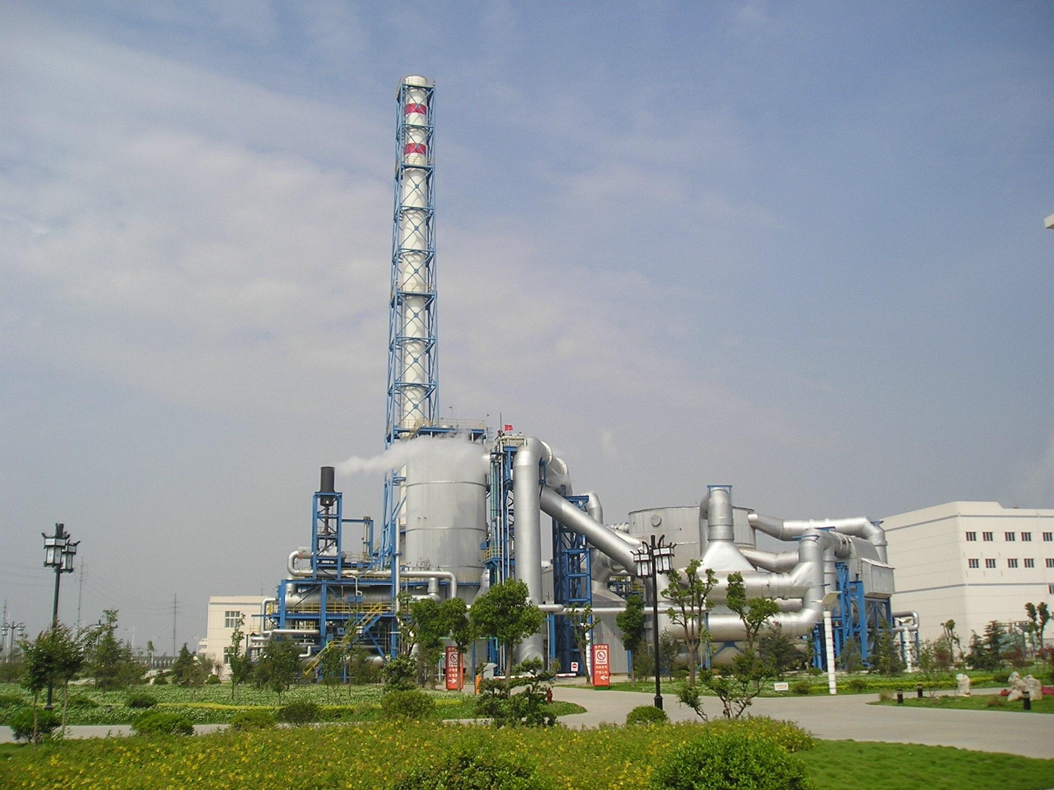 100万吨/年  双狮(张家港)精细化工有限公司