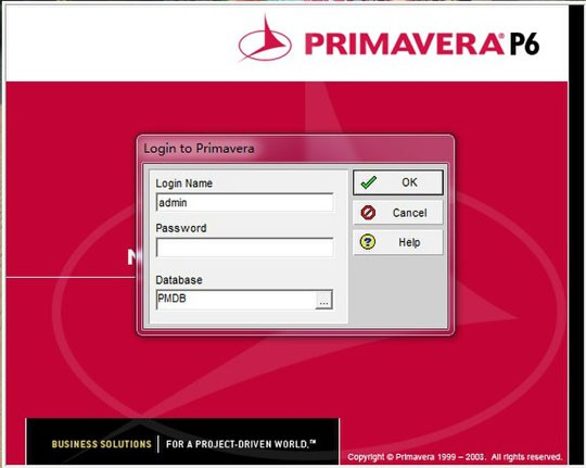 Primavera Project Management P6