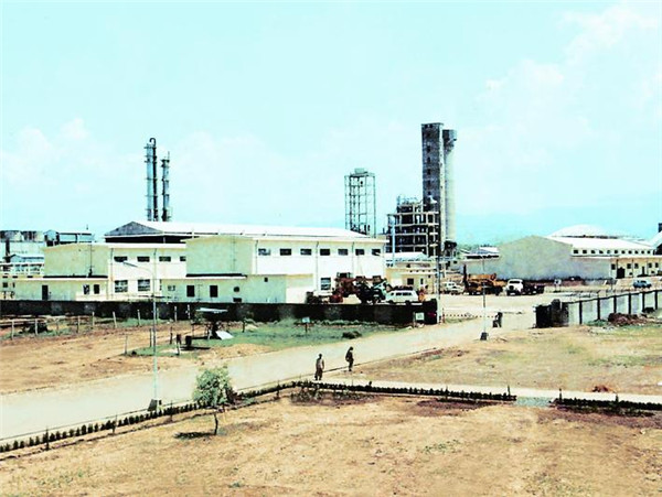 Fertilizer Factory in Pakistan Hazara