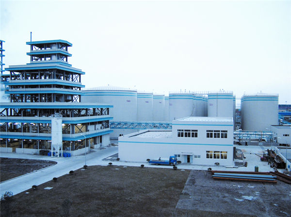 4x12500m³ Edible Oil Storage Tank   Jiala Grease Utility (Shanghai) Co., Ltd.