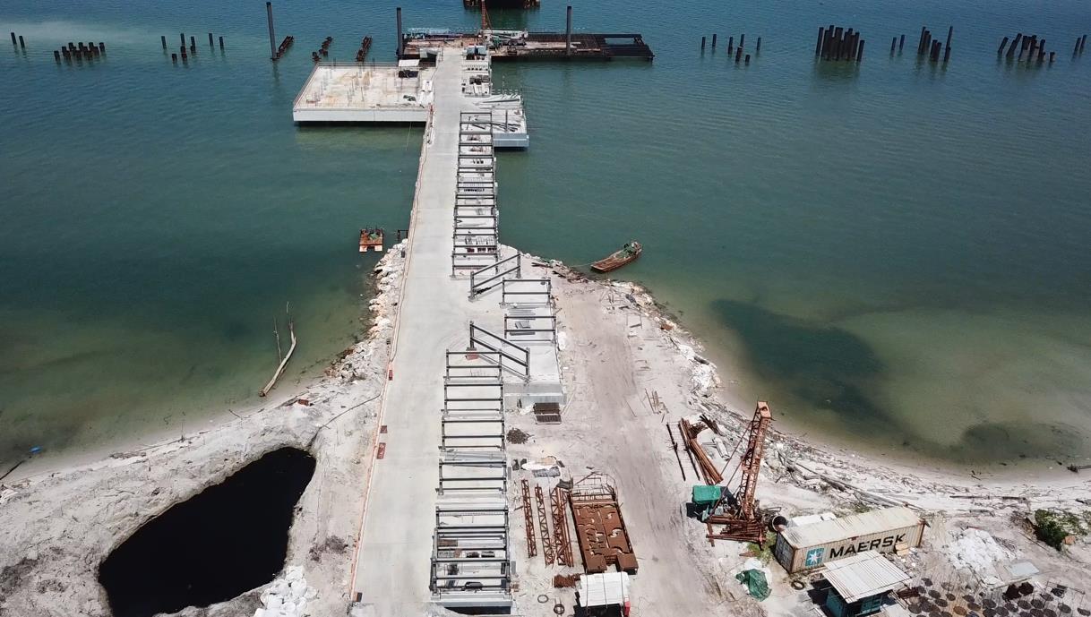 恒逸(文莱)PMB石油化工项目油品储运联合标段施工总承包工程8300单元
