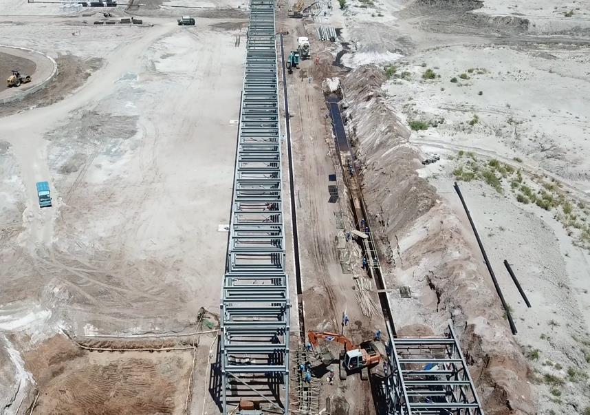 恒逸(文莱)PMB石油化工项目油品储运联合标段施工总承包工程8029单元