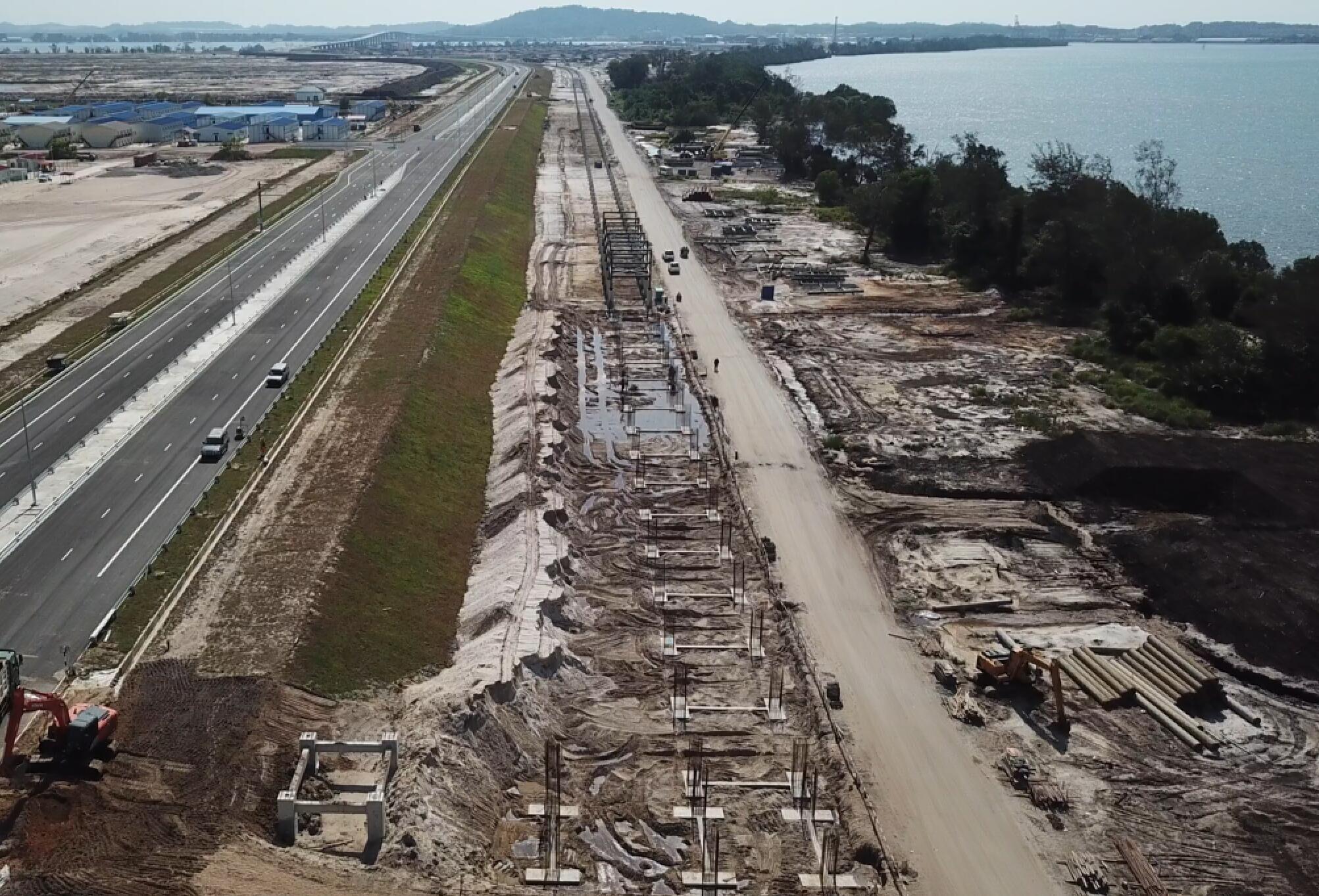 恒逸(文莱)PMB石油化工项目油品储运联合标段施工总承包工程8001单元