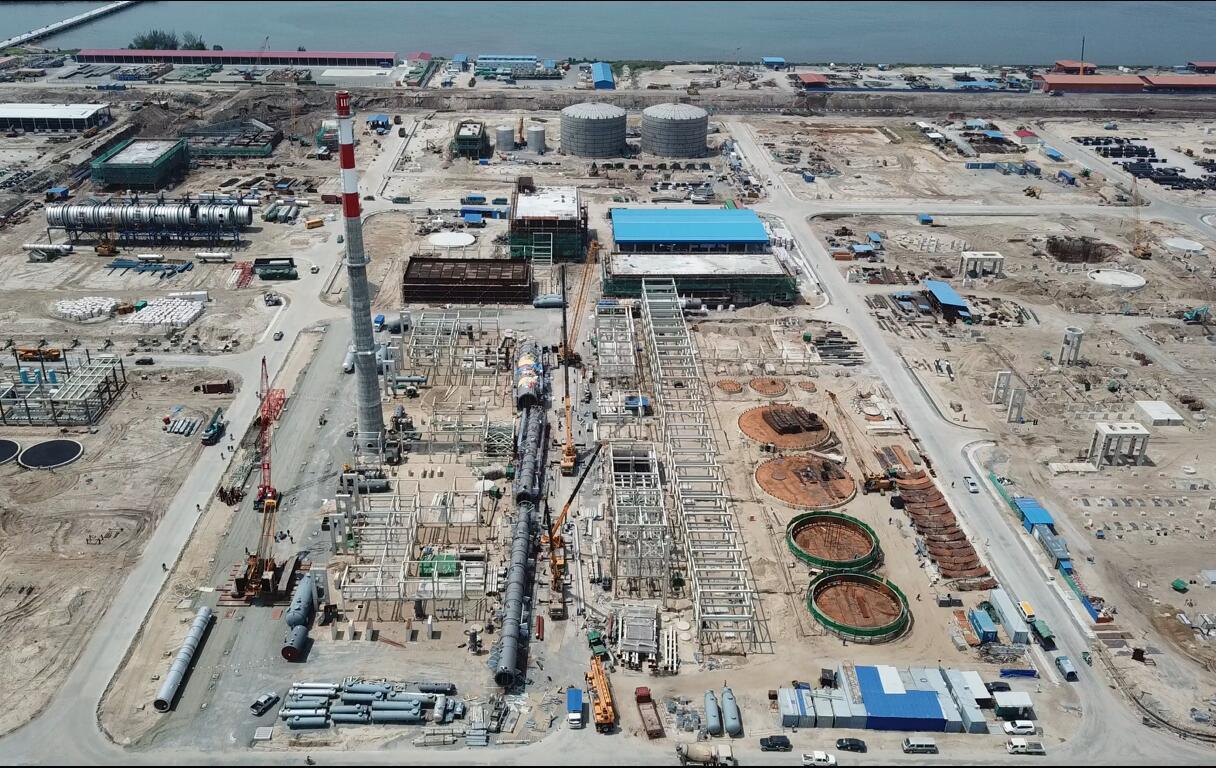 恒逸(文莱)PMB石油化工项目硫磺回收联合装置施工总承包工程